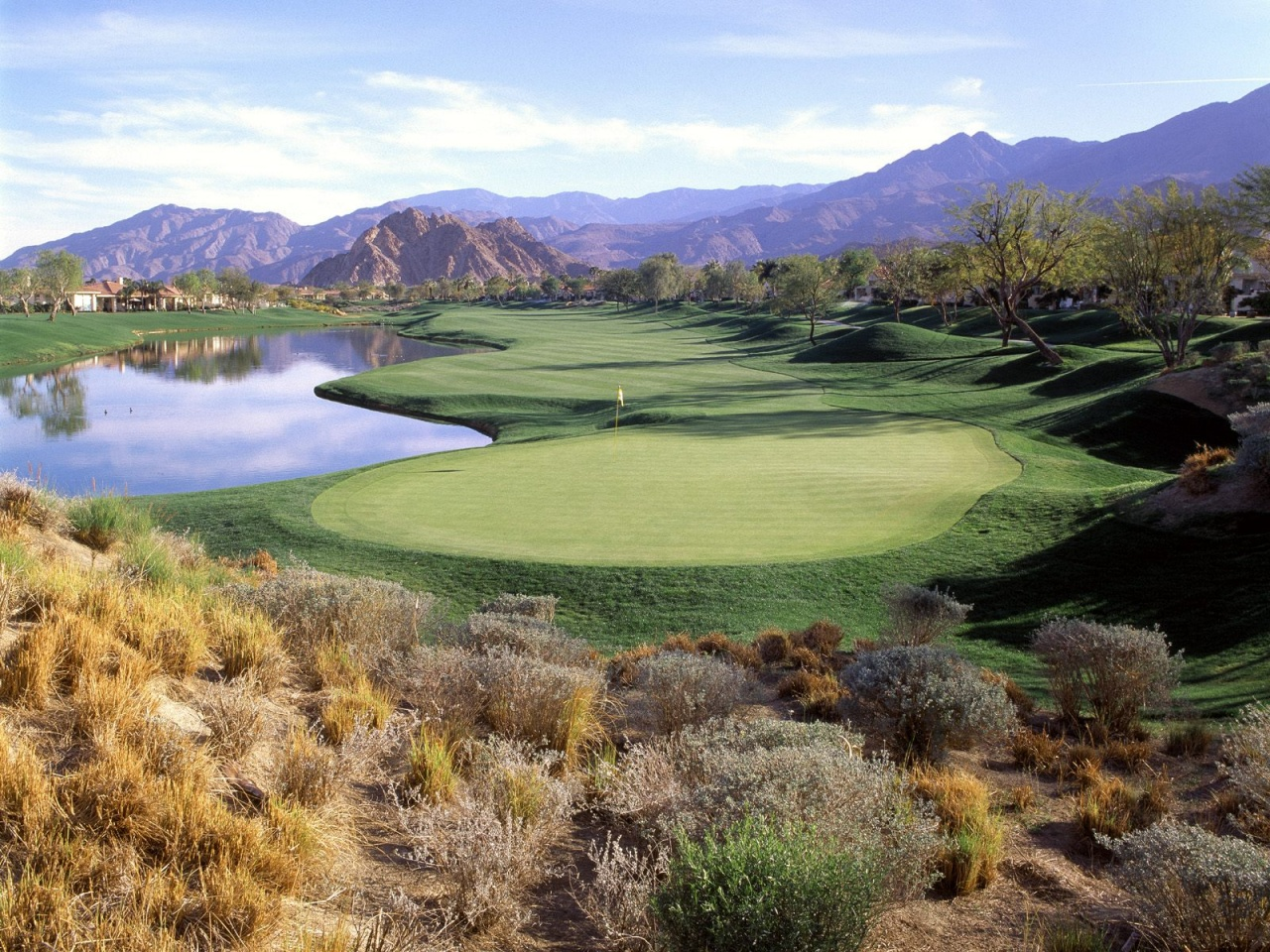 8th Hole, PGA West