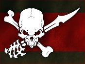 Razig's Pirate Flag