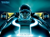 Tron Legacy - Lightcycles