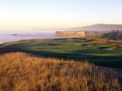 16th Hole, Half Moon Bay