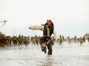 Pirates of The Caribbean: Jack Sparrow Run