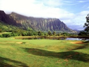 16th Hole, Koolau Golf Club