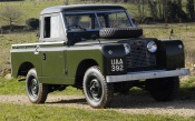 Land Rover Series 2 88 Pickup 1958