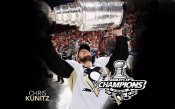 Stainley Cup: Chris Kunitz (Pittsburgh Penguins)