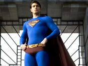Superman Blue Suit