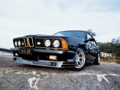 Old BMW 6 Series