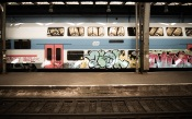Graffiti: Train