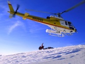 Mountaineering (Coastal Helicopters)