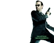 Matrix Reloaded: Agent Smith