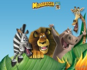 Madagascar, Friends