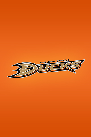 Anaheim Ducks, Orange Background