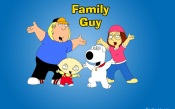 Family Guy - Kids and Brian