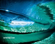 Surfing: Under Wave