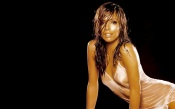 Eva Longoria, Black Background