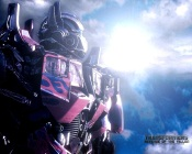 Transformers 2, Optimus Looks at The Sky