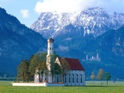 St. Coloman Church, Germany