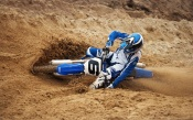 Yamaha at Motocross