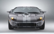 Ford GT, front view