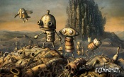 Machinarium - Cover