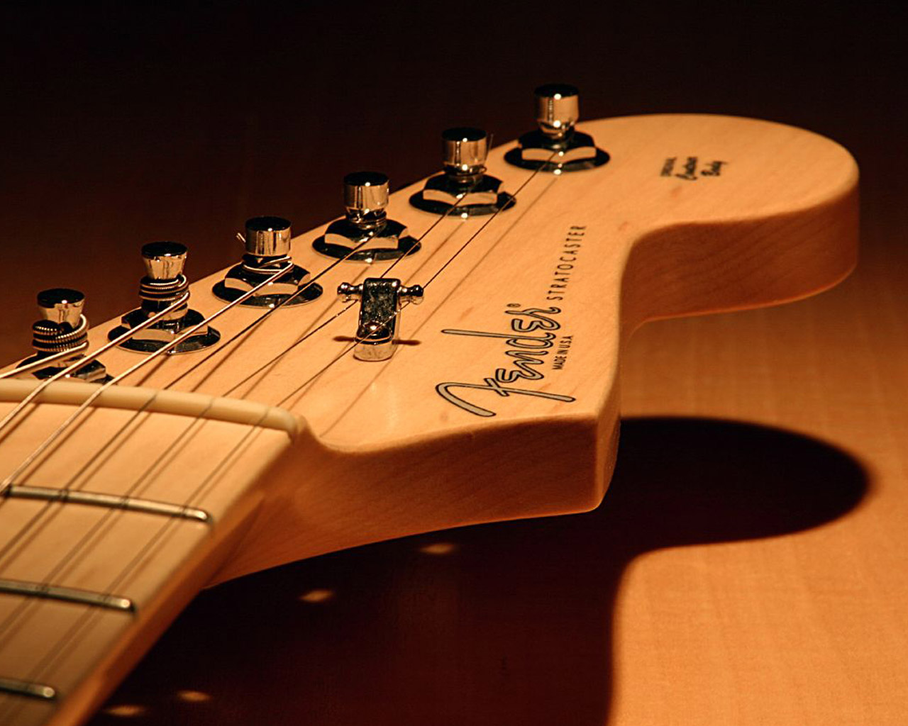 Fender Stratocasters