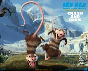 Ice Age Dawn of the Dinosaurs: Crash and Eddie