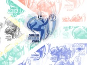South Africa 2010 FIFA World Cup Logos