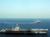 Aircraft Carriers, Serene Sky