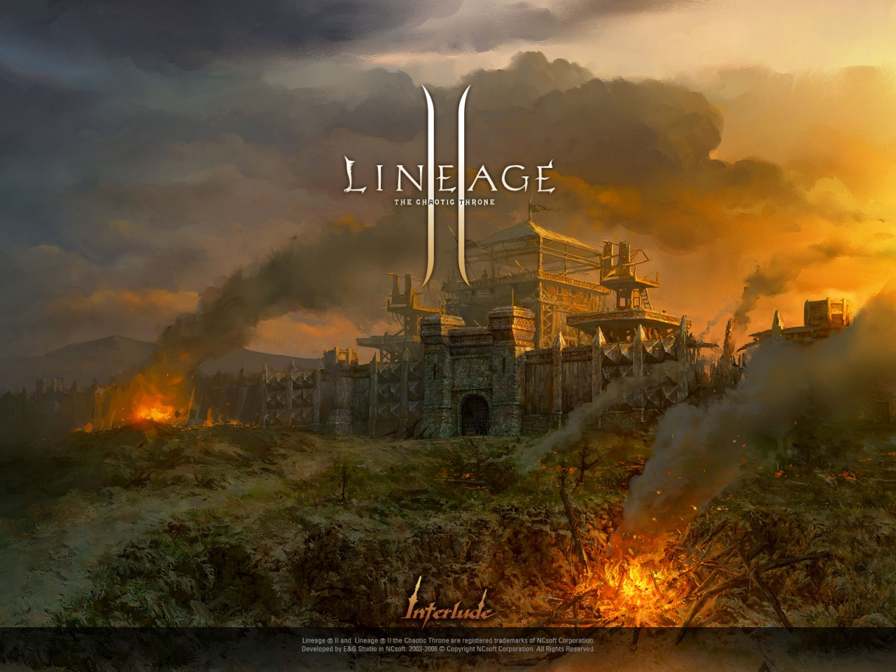 Lineage 2 - Sieged Castle
