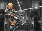 Lineage II - Human Warrior