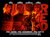 Red Movie - Still Armed, Dangerous, Got It