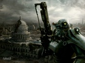 Fallout III - Soldier and The Capitol