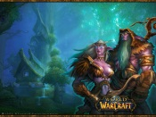World of WarCraft - Night Elf Druids