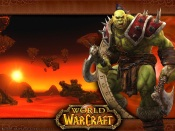 World of WarCraft: Orc Warrior