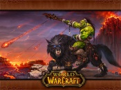 World of WarCraft: Orc Wolf Rider