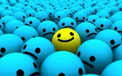 Be Different - Smile!