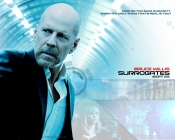 Bruce Willis movie Surrogates