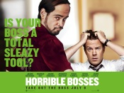 Total Sleazy Tool - Horrible  Bosses