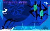 Sport in Vector. Synchronized Swimming