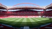 The Estadio Da Luz, Portugal, Lisbon