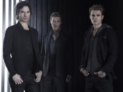The Vampire Diaries, Joseph Morgan, Paul Wesley, Ian Somerhalder