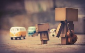 Danboard: Hippie Hitchhiking